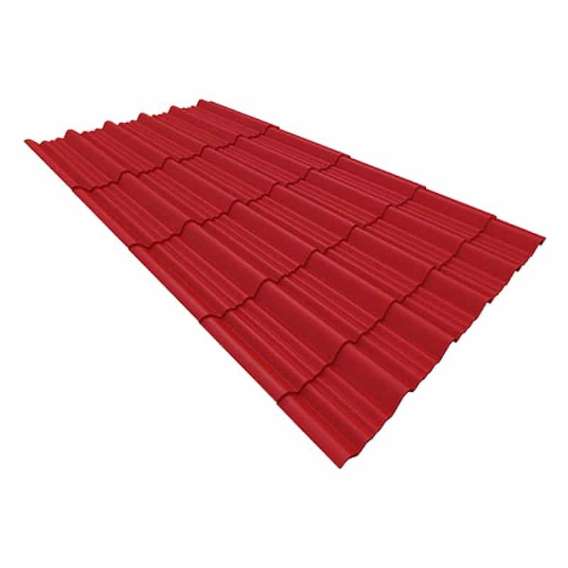 Mangalore Tile Profile